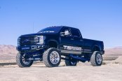 Body Lift and Custom Parts Transform the F-150 Into an Extreme Outdoor Rig
