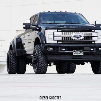 Ford F-450 Luxury Cabin