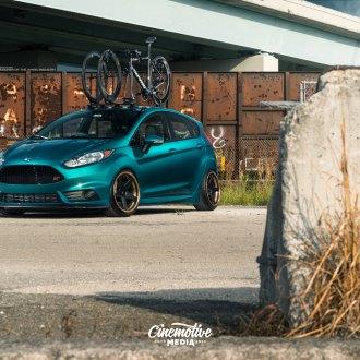 Custom 2015 Ford Fiesta Images Mods Photos Upgrades Carid Com