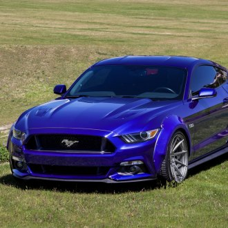 Blue Awesomeness: Ford Mustang 5.0 Taken to Another Level with Add-Ons