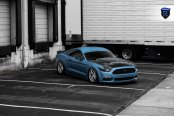 Ford Mustang Taken to Another Level by Contrasting Body Accents