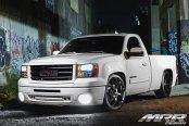 Lowered Street Performance Truck - GMC Sierra by MRR