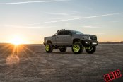 The Biggest Canyon on the Desert Terrain - Pictures by Grid Off-road