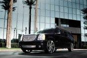 Luxury Invasion: Imposing GMC Yukon