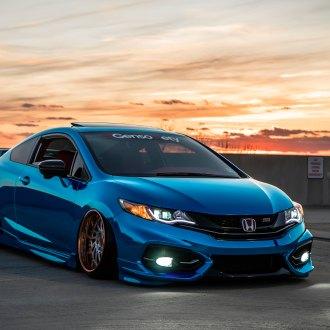 Luxury 2015 Honda Civic Coupe Custom