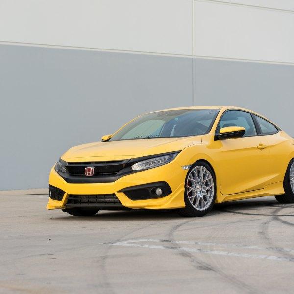 Custom 2017 Honda Civic Images Mods Photos Upgrades Carid Com Gallery