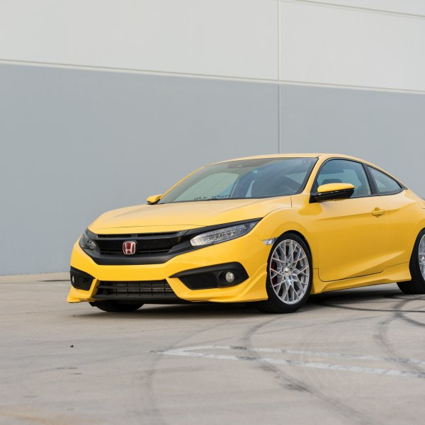Custom 2017 Honda Civic Images Mods Photos Upgrades