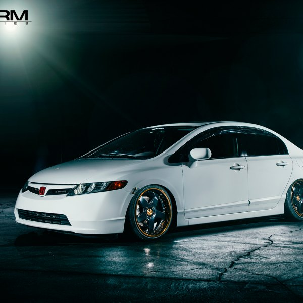 Custom 2008 Honda Civic Photos