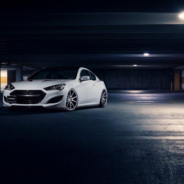 Custom Hyundai Genesis Coupe