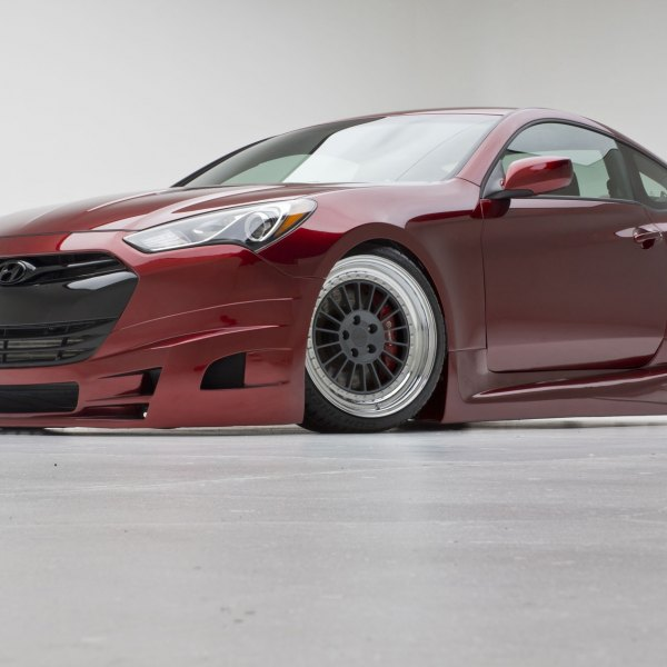 custom 2016 hyundai genesis coupe images mods photos. Black Bedroom Furniture Sets. Home Design Ideas