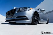 Hyundai Genesis With a Beautiful Stance and Rotiform Rims