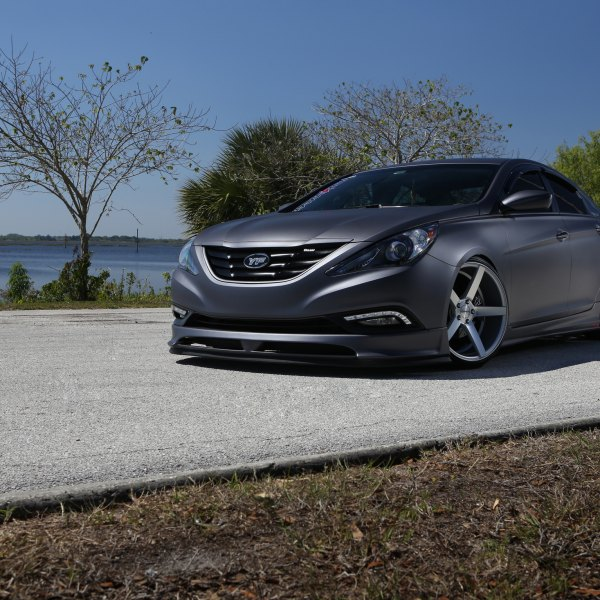Custom 2014 Hyundai Sonata Images Mods Photos