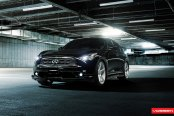 Refurbished Black Infiniti FX35 is a Real Show Stopper