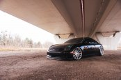 Stance is Everything: Black Infiniti G35 Built to Impress