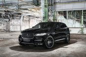 All Black Sinister Jaguar F-Pace Gets Custom Parts