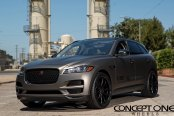 Thoughtful Style Detected: Jaguar F-Pace Rocking Custom Rims