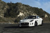 Luxurious White Jaguar F-Type Gets Upgraded with Carbon Fiber