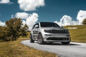 Unmatched Style: Jeep Grand Cherokee SRT Fitted With VELGEN Custom Wheels