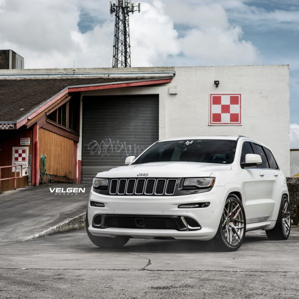 Images Mods Photos Upgrades: Custom 2017 Jeep Grand Cherokee