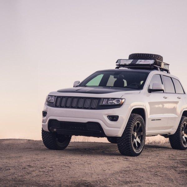 Custom 2016 Jeep Grand Cherokee
