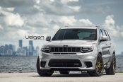 Blacked Out Body Accents Provide Unmatched Style for Gray Jeep Grand Cherokee