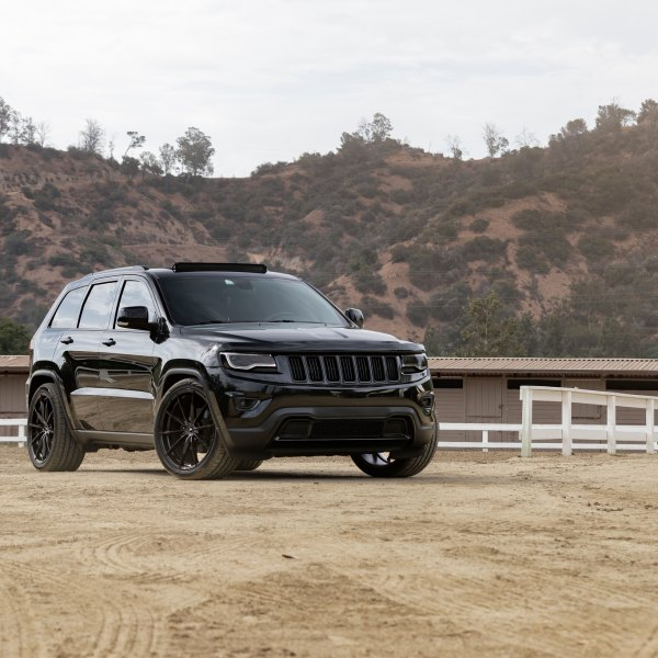 Jeep Grand Cherokee Upgrades And Mods