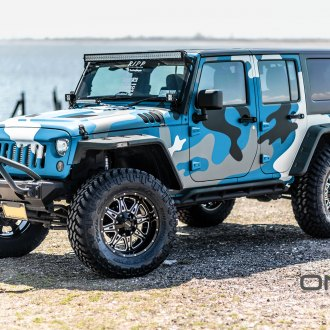 Hate It or Love It: Camo Painted Jeep Wrangler