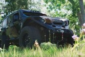 Custom Off-Road Goodies Provide Unmatched Style for Jeep Wrangler