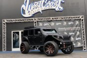 Lifted and Modified Wrangler: More of Everything is a Good Thing