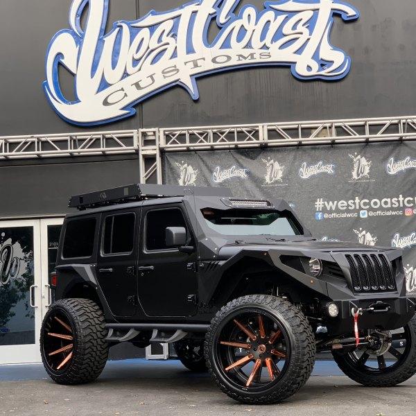 Jeep Wrangler Lifted >> Custom Jeep Wrangler Images Mods Photos Upgrades Carid Com