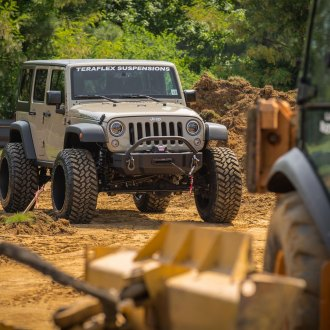 Modified Jeep Wrangler: Best Off-Road Stuff in One Smart Package