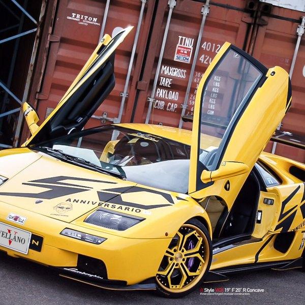 Custom 1999 Lamborghini Diablo Images Mods Photos Upgrades
