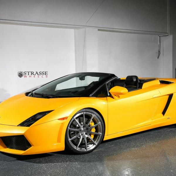 Custom Lamborghini Gallardo Autocar