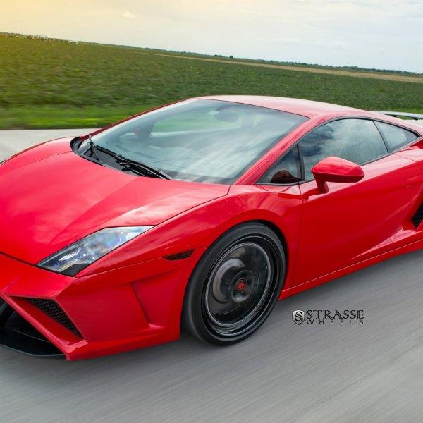 2011 Lamborghini Gallardo Exterior: Custom Lamborghini Gallardo