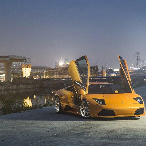 Custom 2002 Lamborghini Murcielago Images Mods Photos Upgrades