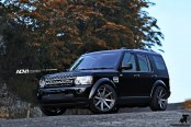 Land Rover Discovery With a Touch of Luxury