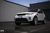Bossy Land Rover Discovery Gets a Blacked Out Mesh Grille
