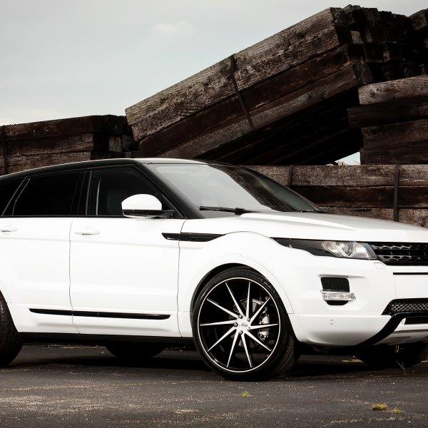 Land Rover Range Rover Evoque: Custom 2015 Land Rover Range Rover Evoque