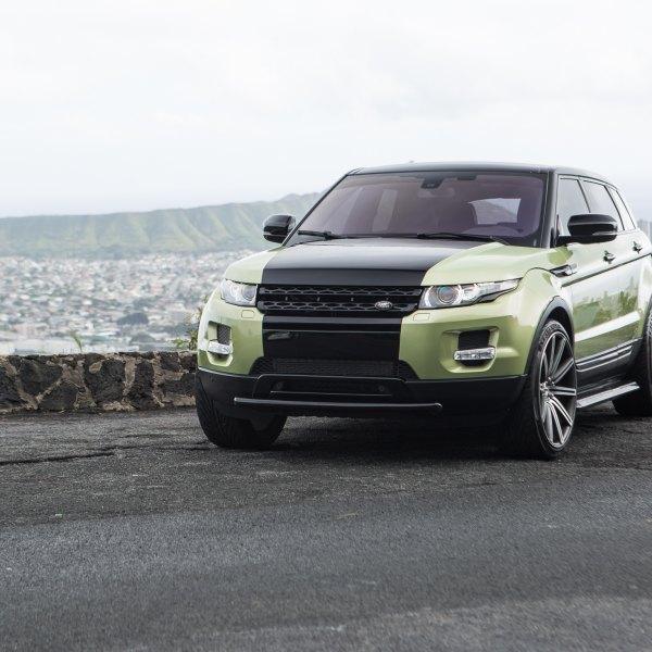 Custom Land Rover Range Rover Evoque