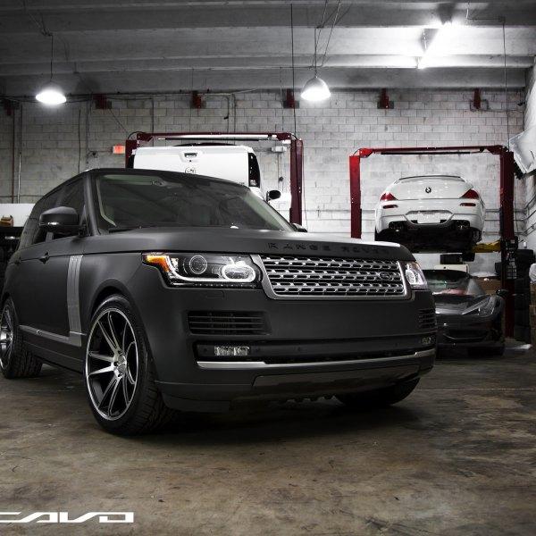 2011 Land Rover Range Rover Sport Exterior: Custom 2014 Land Rover Range Rover Sport