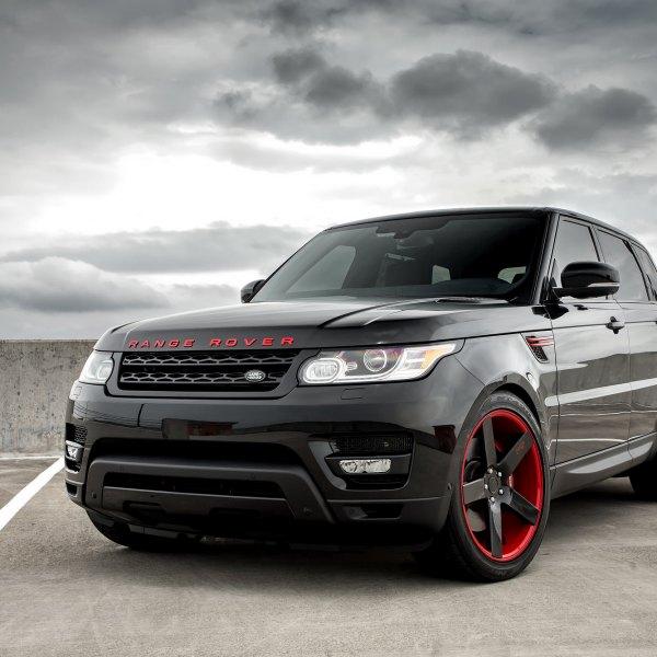 Custom 2014 Land Rover Range Rover Sport