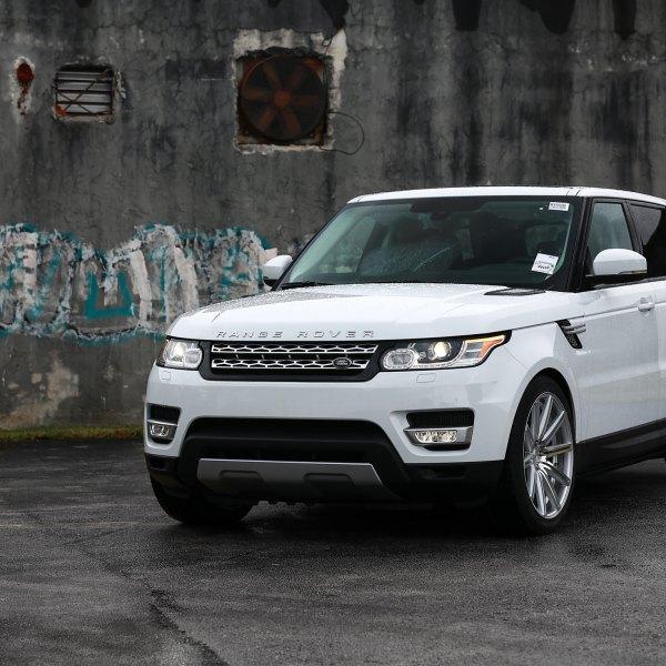 Custom 2018 Land Rover Range Rover Sport