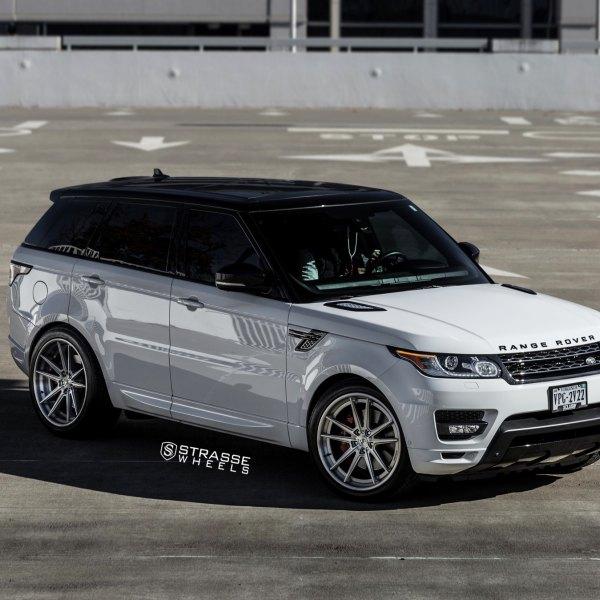 Custom 2018 Land Rover Range Rover Sport Images Mods Photos