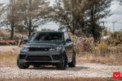 Range Rover Sport Appears Gorgeous with Vossen Wheels
