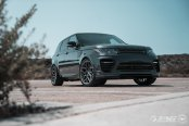 Vossen Wheels Provide Unmatched Style for Range Rover Sport