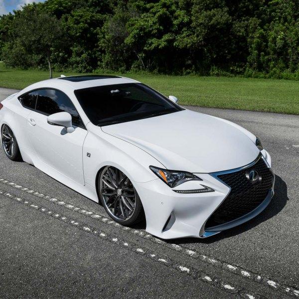2015 Lexus Rc Suspension: Images, Mods, Photos, Upgrades