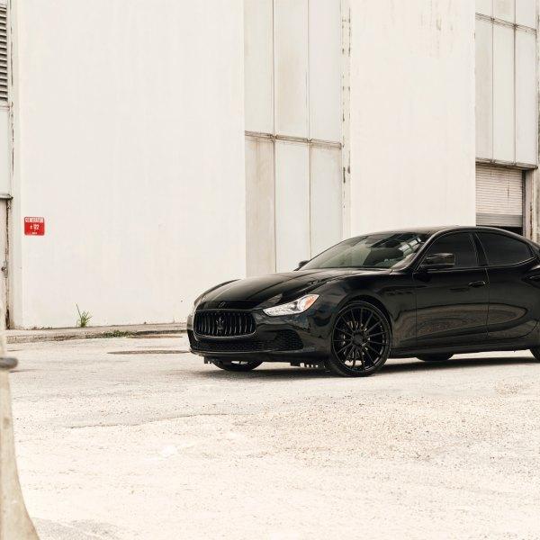 2015 Maserati Ghibli Head Gasket: Custom 2014 Maserati Ghibli