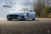 Custom Blue Maserati GranTurismo: When Extreme Has New Meaning