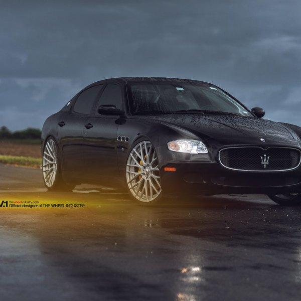 Custom 2004 Maserati Quattroporte Images Mods Photos Upgrades
