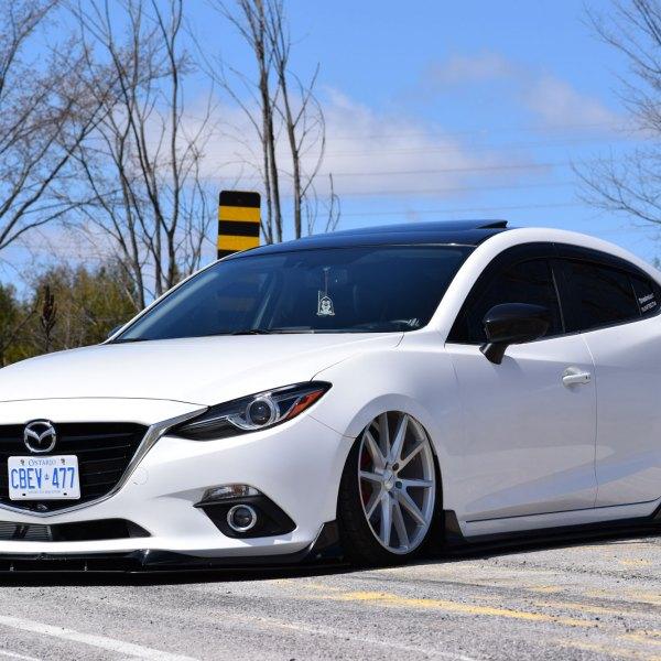 Mazda 3 2017 Custom >> Custom 2017 Mazda 3 Images Mods Photos Upgrades Carid Com Gallery